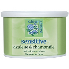 Clean & Easy Sensitive Waxing pot 396grs.