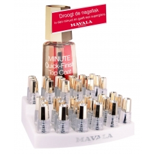 ----Display Minute Quick Finish 36 stuks