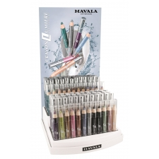 Display Mavala Eye Shadow...
