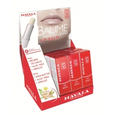 Mavala Lipbalm Display 9 st.