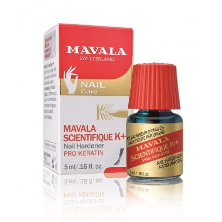 ----Scientifique K+ van Mavala
