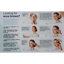 ----Refectocil Brow Styling Strips
