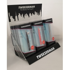 Display gratis bij franco Tweezerman order!
