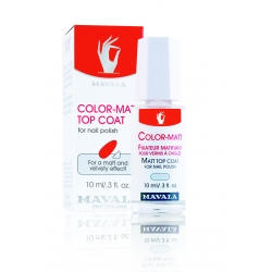Color-Matt top coat 10 ml