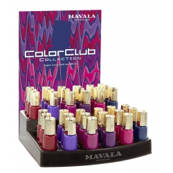 Nagellak display Color Club...