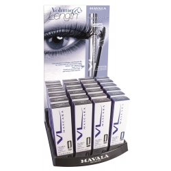 Display Mavala VL mascara...
