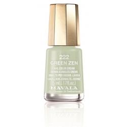 Nagellak 222 Green Zen