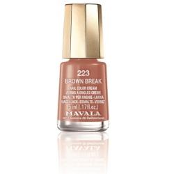 Nagellak 223 Brown Break