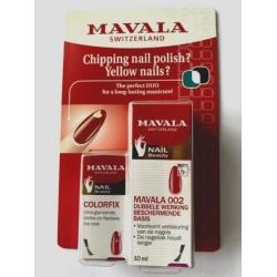 Duo chipping nail polish