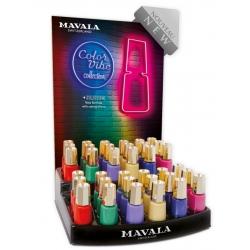 Nagellak Display Color Vibe...