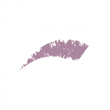 Eye shadow potlood Mauve Parme
