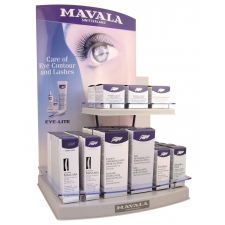 Display Mavala Eye Care...